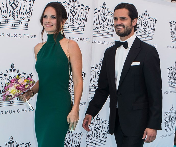 Is Princess Sofia Of Sweden Taking Style Cues From Meghan Markle?