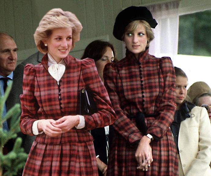 Diana Princess of Wales.