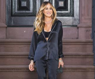 Sarah Jessica Parker Was Spotted In NYC Wearing One Of Carrie Bradshaw's Signature Trends
