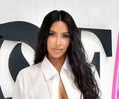 Kim Kardashian West's Jacquemus Top Was More Revealing Than She'd Hoped