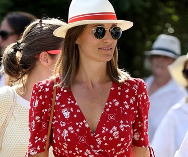 Much Like Her Sister, Pippa Middleton Has Already Perfected Maternity Style