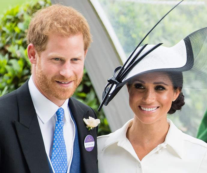 Meghan Markle Prince Harry Royal Ascot 2018