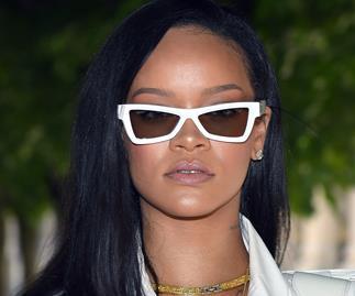Rihanna Louis Vuitton 2018