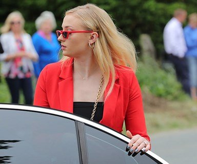 Was Sophie Turner's Wedding Outfit Inppropriate?
