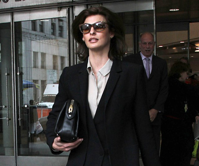 what celebrities wear to court