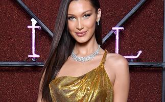 iconic gold dresses