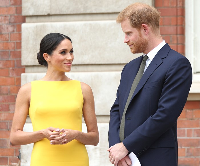 An unearthed letter proves Meghan Markle was always destined to be a princess