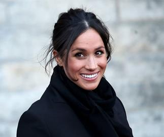 Meghan Markle's Messy Bun Is A Thing Of The Past