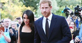 Meghan Markle Emilia Wickstead dress.