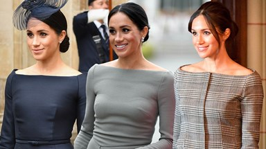 Proof That Meghan Markle Only Ever Wears 7 Things