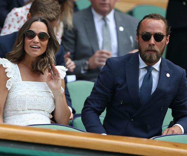 Serena Williams' husband gushes about tennis ace after Wimbledon loss