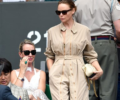 The Best Celebrity Style From Wimbledon 2018