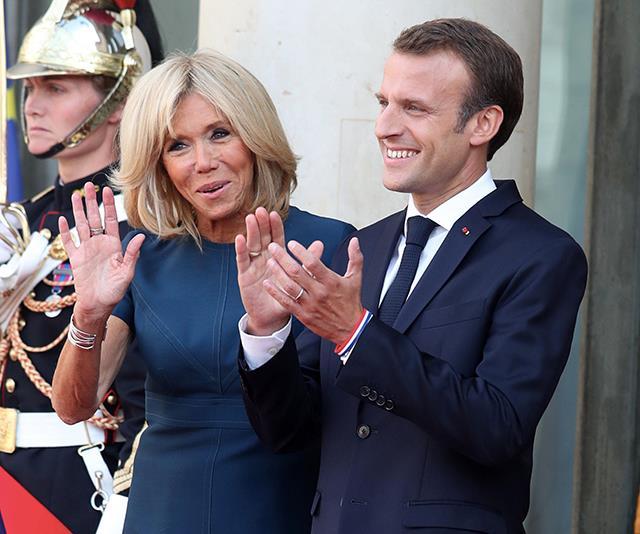 Brigitte Macron's Daughter Tiphaine