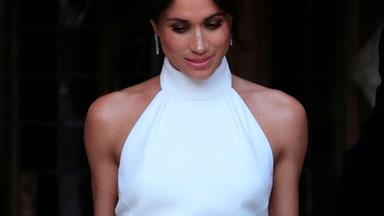 How To Get Meghan Markle's Insanely Toned Arms