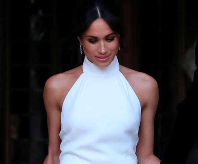 meghan markle arms