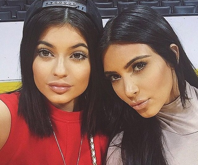 Visual Proof That Kim Kardashian And Kylie Jenner Are Exactly The Same Person