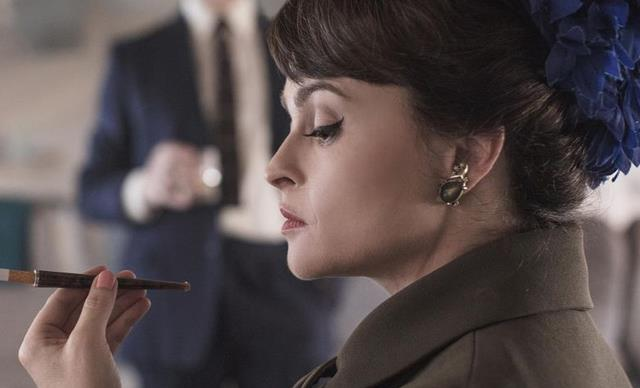 Your First look At Helena Bonham Carter As Princess Margaret In 'The Crown' Is Here