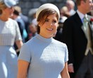 Princess Eugenie Not-So-Subtly Channels Meghan Markle's Engagement Outfit