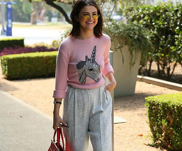 Selena Gomez style file