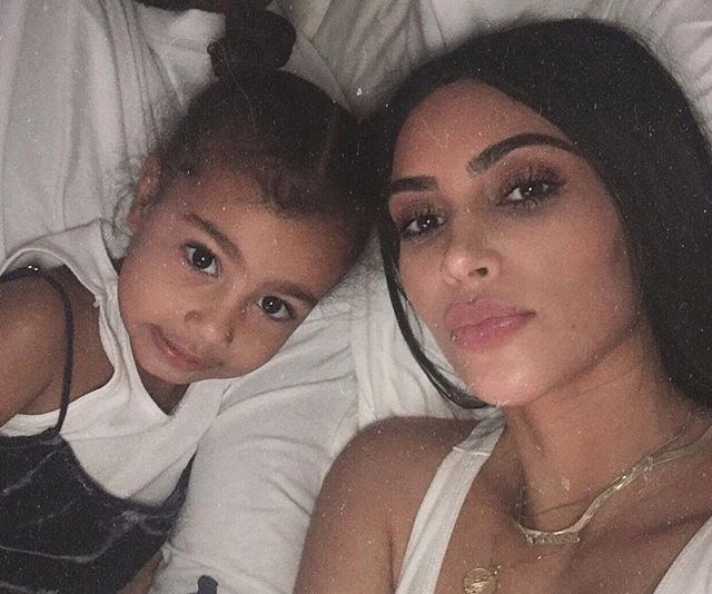 Kim Kardashian Bribed North West With THIS To Star In Their Fendi Campaign