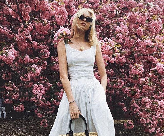 spring dress trend