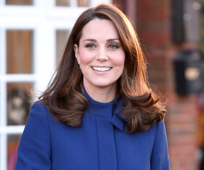 kate middleton hair products