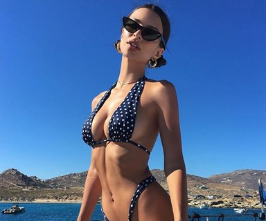 Emily Ratajkowski's Exact Diet And Exercise Routine