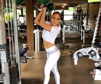 jennifer lopez diet exercise