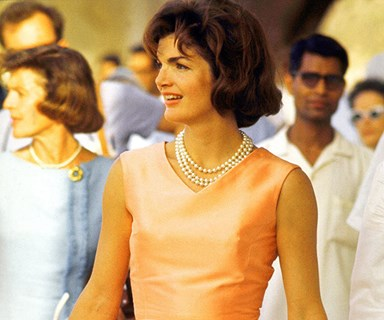 An Ode To Jackie Kennedy Onassis' Iconic First Lady Style