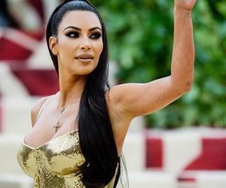 Kim Kardashian Naked Dresses