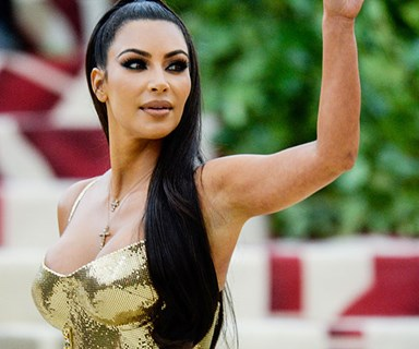 Kim Kardashian's Most Naked Dresses Of All Time