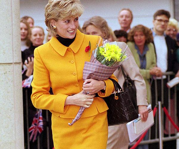 Princess Diana Iconic Style Moments