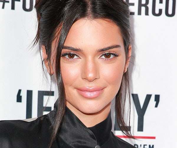 Kendall Jenner beauty before after