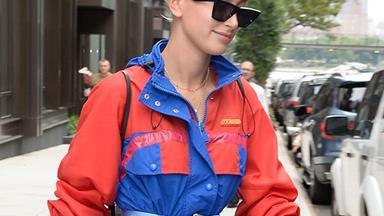 Hailey Baldwin Wears Bec + Bridge To Date Night With Justin Bieber