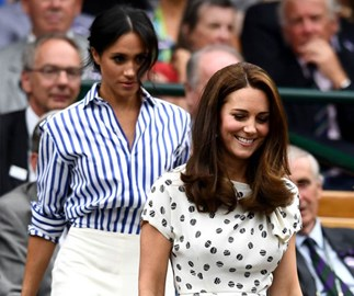 How Kate Middleton Is Helping Meghan Markle With Her Family Issues