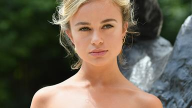 Lady Amelia Windsor Shows How Royals Do Bikinis At The Beach In Ibiza
