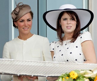 kate middleton eugenie