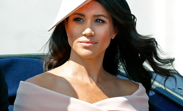 These Are The Only Birthday Presents Meghan Markle Is Allowed To Keep