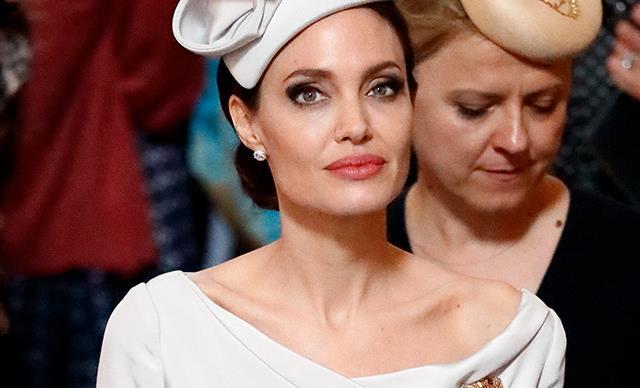 Angelina Jolie 2018