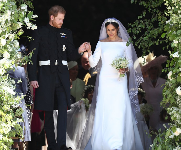 Meghan Markle wedding.
