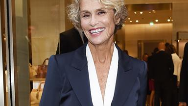 20 Of Lauren Hutton's Best Off-Duty Style Moments