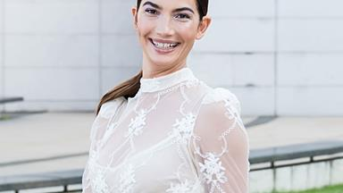 Lily Aldridge Took To Instagram To Announce Her Surprise Pregnancy