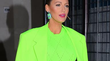 Blake Lively Wears 6 Designer Outfits in 24 Hours