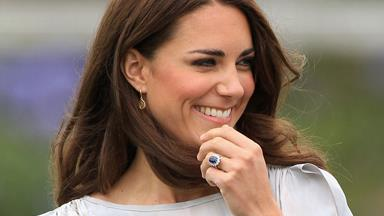 Why Kate Middleton's Engagement Ring Is Considered Controversial