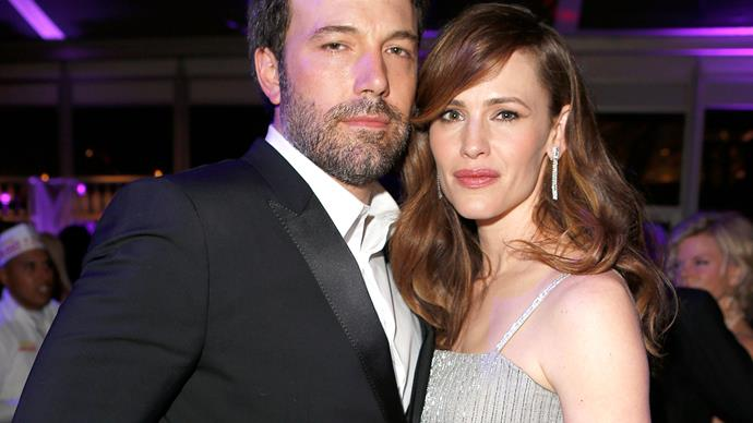 Jennifer Garner Ben Affleck Divorce