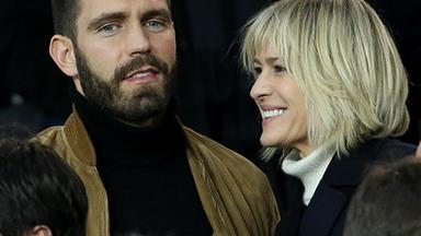 Who Is Robin Wright's New Husband, Clément Giraudet?