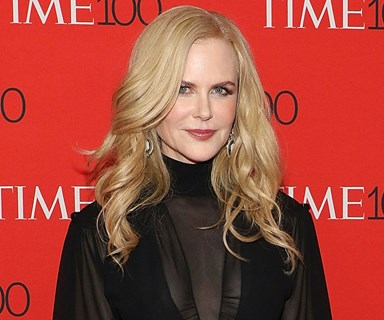 Nicole Kidman Is Unrecognisable In Her New Role