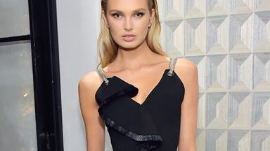 Victoria's Secret Angel Romee Strijd Defends Kendall Jenner After Controversial Comments