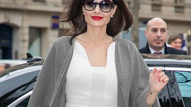 Charting Angelina Jolie's Post-Divorce Style