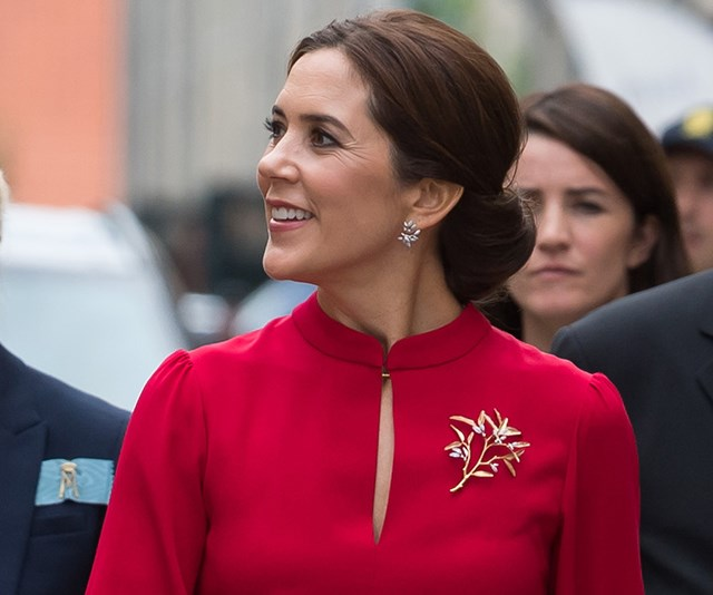 Princess Mary Prince Frederik 2018